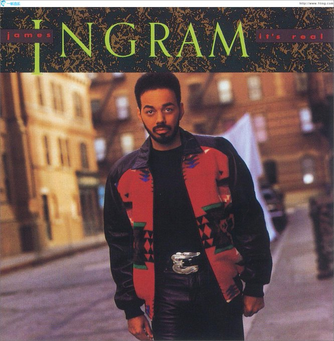 Happy Birthday to James Ingram, who turns 65 today!