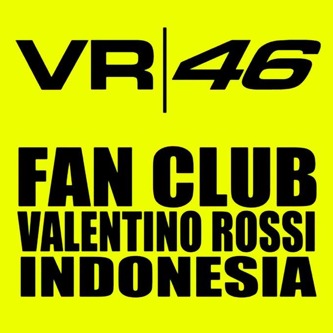 Happy birthday Fan Club Valentino Rossi Indonesia (FCVRI) moga makin berjaya dan makin kompak