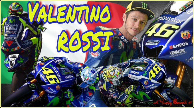 Happy birthday, Valentino Rossi!   16 February 1979