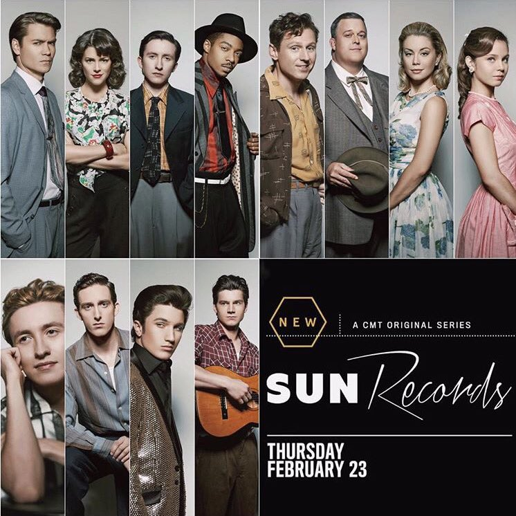 Only one week to go! #SunRecords starring @ChristianLeees and @JonahRules Feb 23rd on CMT