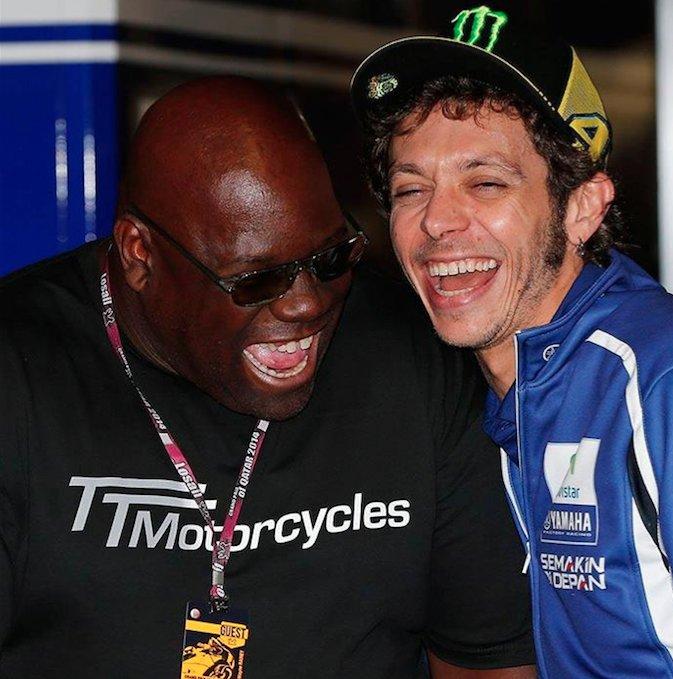 Happy Birthday to the legend, Valentino Rossi!