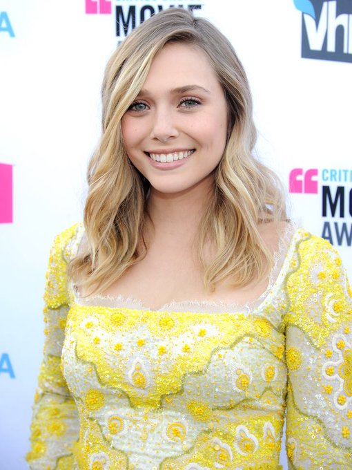 Happy Birthday to Elizabeth Olsen She is an American Film Actress who known for her work in Hollywood industry.