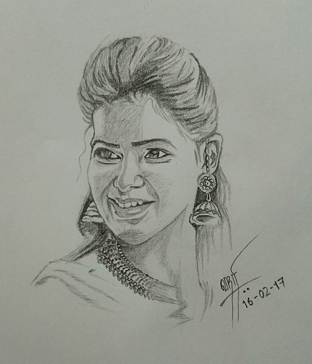 Kumara srihariharan on twitter pencil sketch ever gorgeous