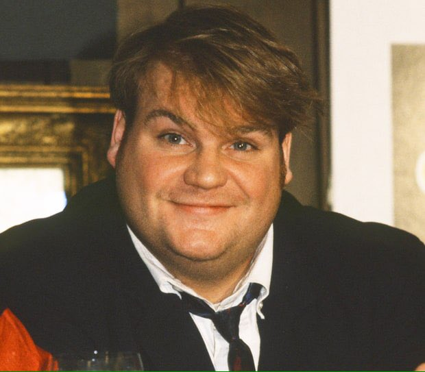 Happy Birthday to one of the greats, Chris Farley