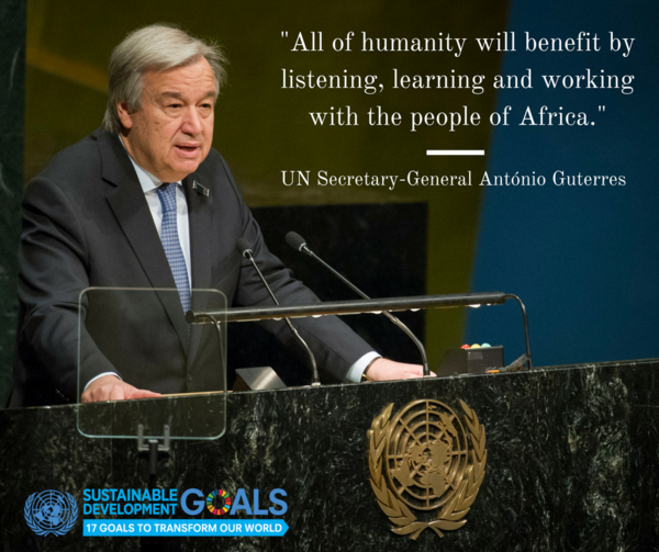 Why conflicts will never cease – Guterres