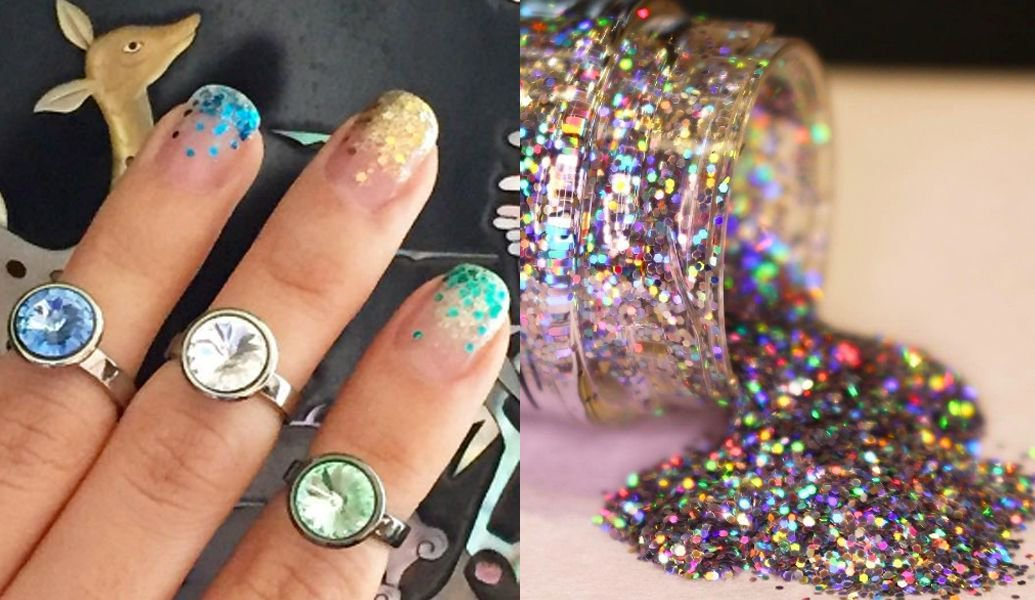 Superdrug On Twitter Have You Seen Glitter Tear Nail Art Yet