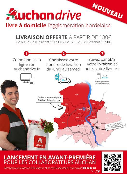 @AuchanDriveFr lance la #livraison @colisweb et s&#39;adapte au quotidien de ses clients. #startup #livraison #retail #auchan #ZTP<br>http://pic.twitter.com/3zQPfeeeyC