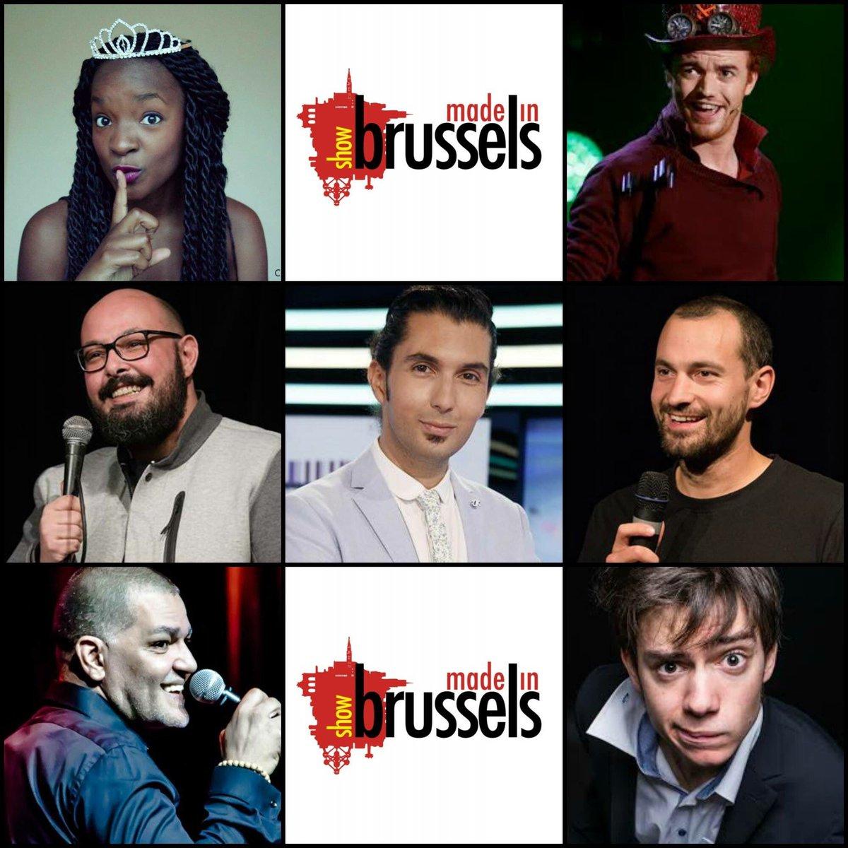 Happy jeudi! J-4!!! À vos resas pour le #MIBShow du lundi 20-02-2017! Go Go Go! #RT #Teatro #Humour #StandUp <br>http://pic.twitter.com/qilcbVF98H