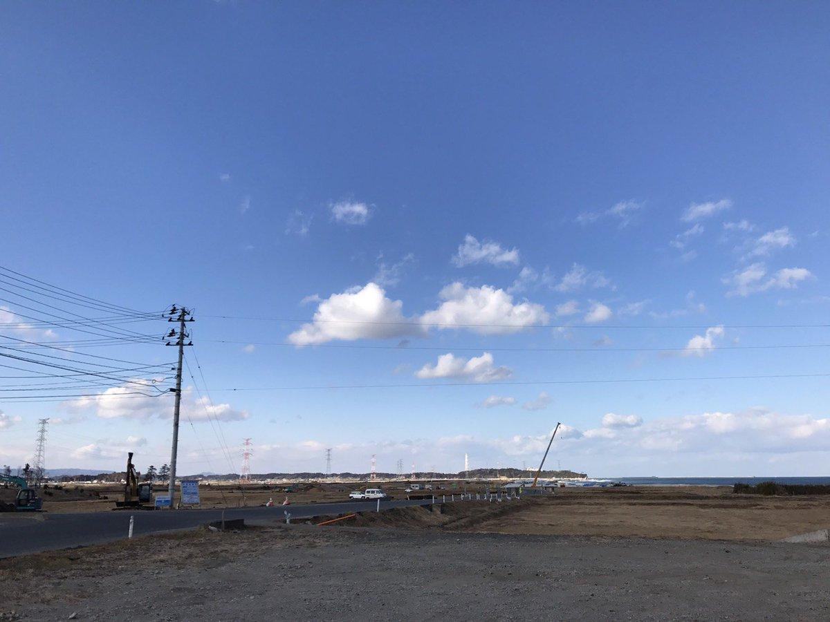 大黒本人です❣️今度の3/11で東日本大震災から6年が経ちます。放射能調査の為立入規制待ちが長く、こ…