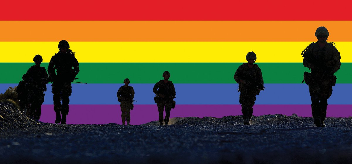 Gays remembered for their service