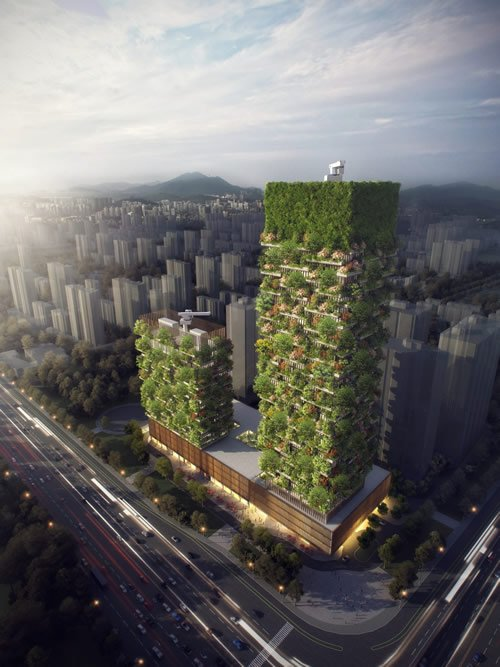 L&#39;avenir semble &#39;vertical&#39; avec des forêts verticales anti-pollution de @StefanoBoeri &gt;&gt;  http:// bit.ly/2kGk75r  &nbsp;   #climate <br>http://pic.twitter.com/TUv2l3DcyW