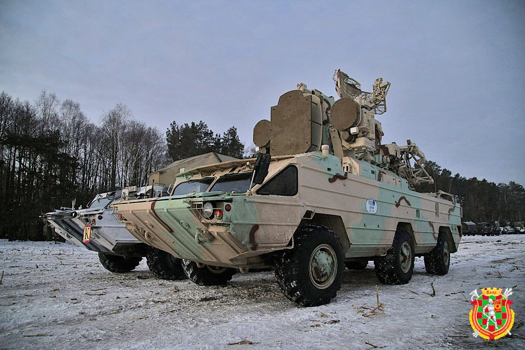Belarus Successfully Tests its Upgraded 9A33-1B Air Defence
