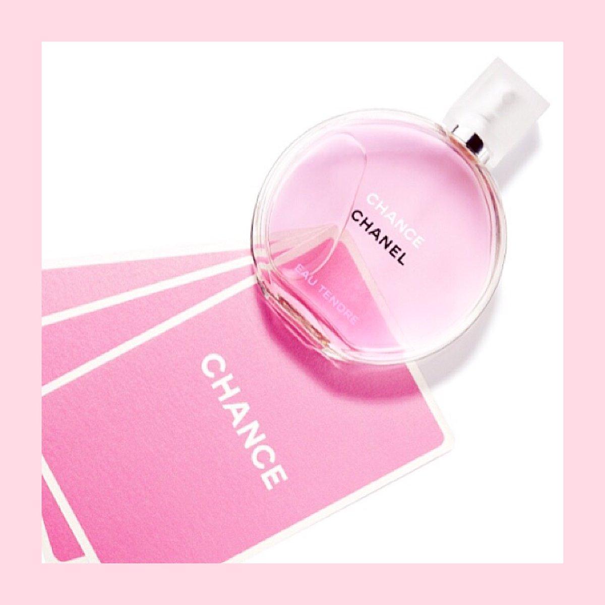 Pink Lush Twitter પર Pinklush Chanel Chance シャネル