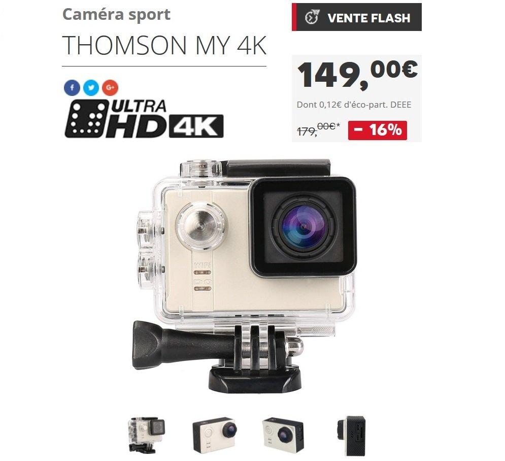 Enregistrez vos souvenirs en #UltraHD avec la caméra sport #Thomson MY 4K ! #VenteFlash sur @Darty_Officiel  http:// bit.ly/2h1zF54  &nbsp;  <br>http://pic.twitter.com/0d9XL2cAMO
