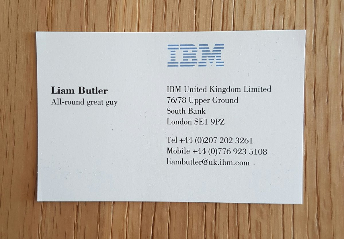 Liam Butler on Twitter: \