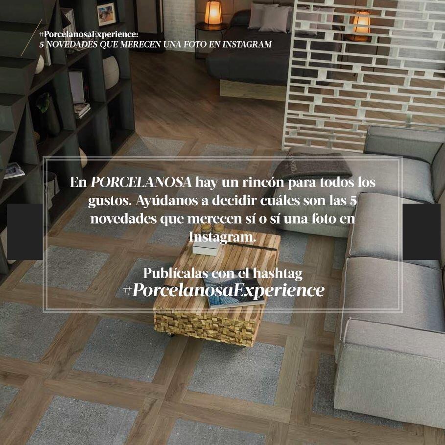 En Porcelanosa el destino es la sorpresa. Qué novedades merecen una foto? Publícala con #PorcelanosaExperience https://t.co/K6NIqxT36S