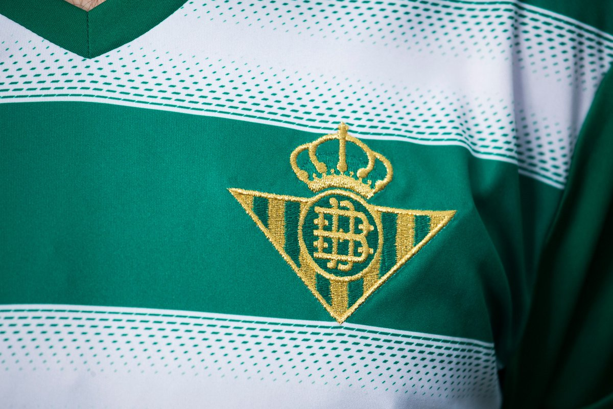 Se presentó la camiseta adidas del Betis en homenaje a Andalucía