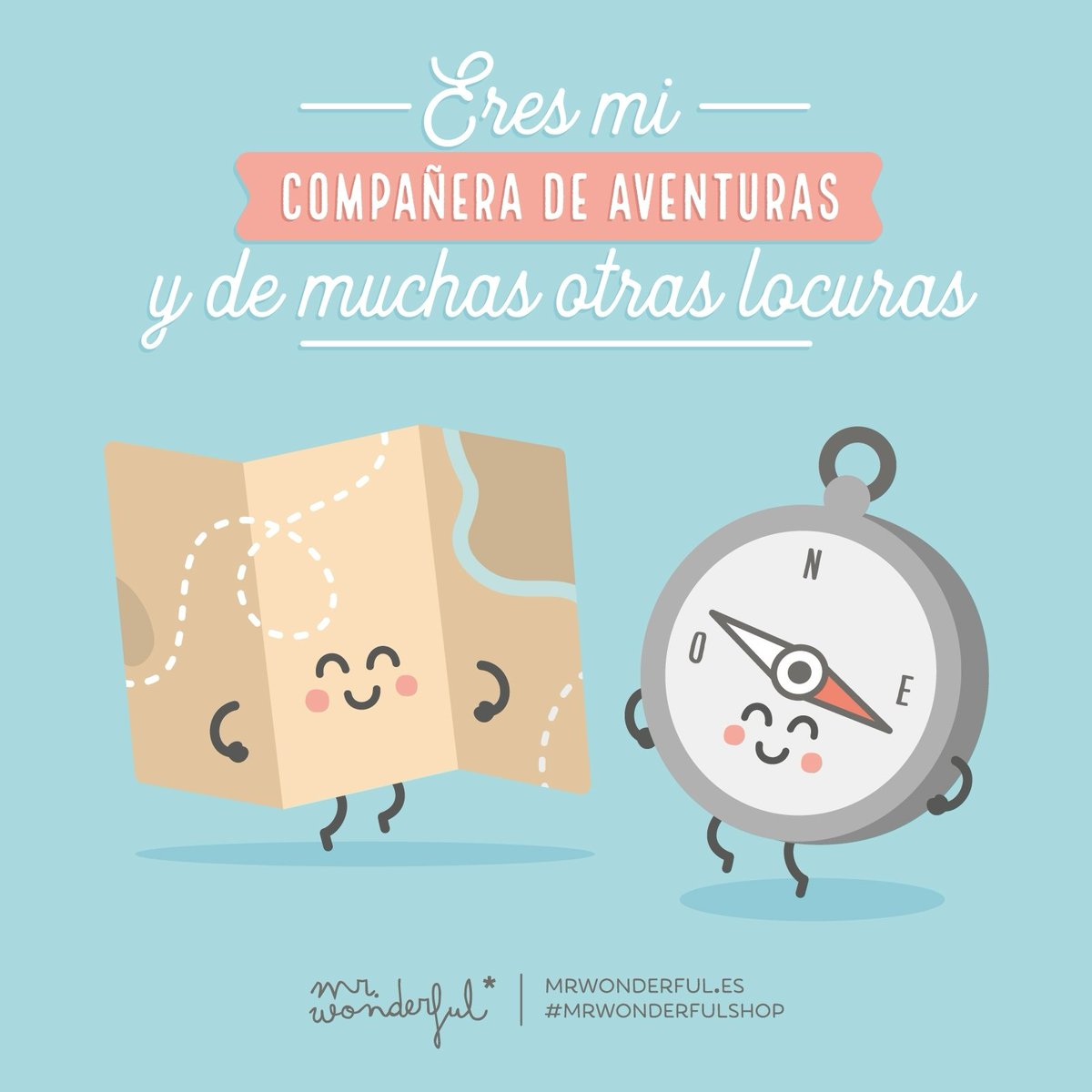 Mr wonderful on twitter amiga como t no hay ninguna for Frases de mister wonderful