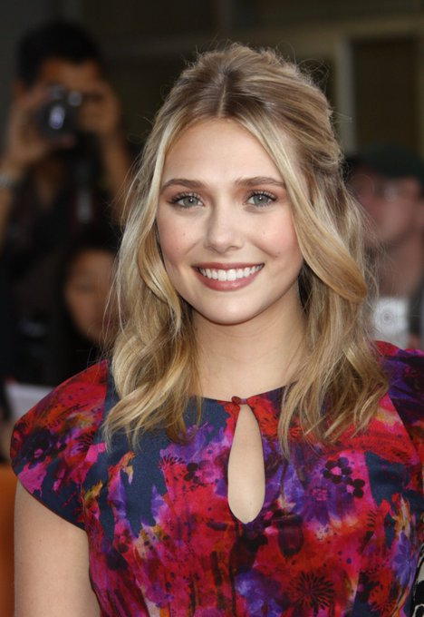 Happy Birthday to the lovely and talented Elizabeth Olsen.