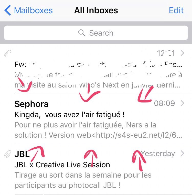 Dis donc ... sympa @Sephora ...  #Sephora #cashpistache #durdur #fatigue<br>http://pic.twitter.com/Oiffsuvf3E