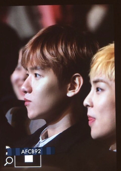 20170216 Edaily Culture Awards #백현 #BAEKHYUN