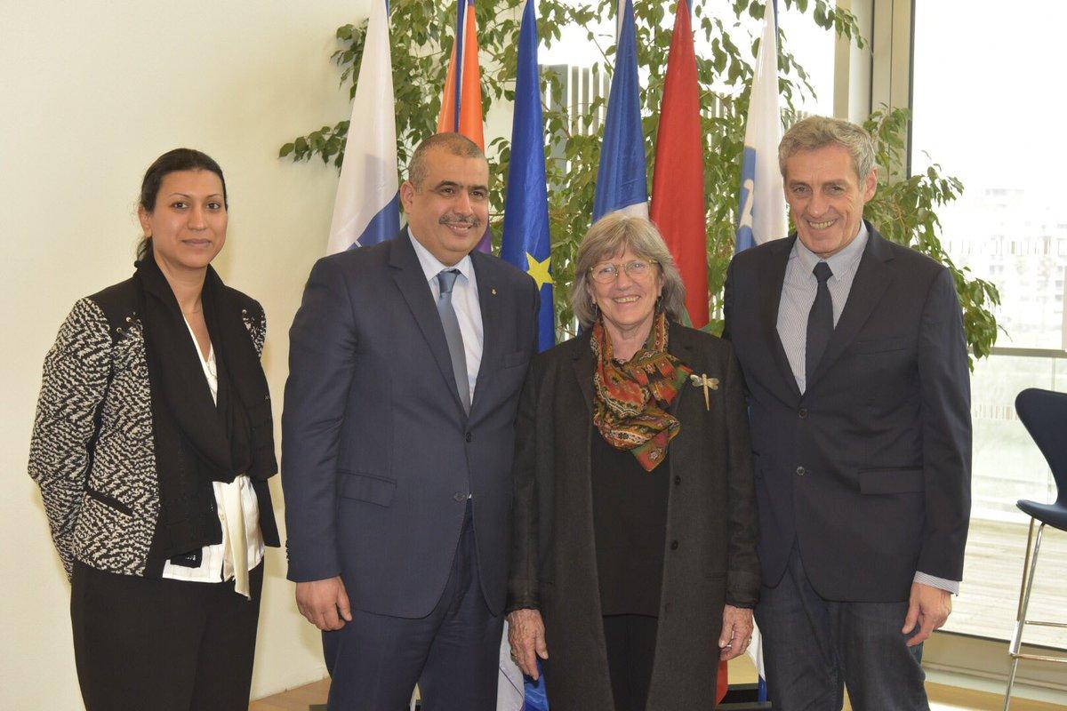 Accueil #Montpellier Consul Général du Maroc @AhmmedAgargi @saurel2014 @Montpellier3m #International #Mediterranee #Tourisme #Economie <br>http://pic.twitter.com/NpAG0WIdkf