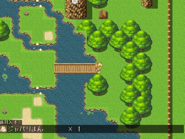 わーい!  すごーい! ゲームを作るのが得意なフレンズが「けもフレ」のRPGを作ってくれたよ! - …