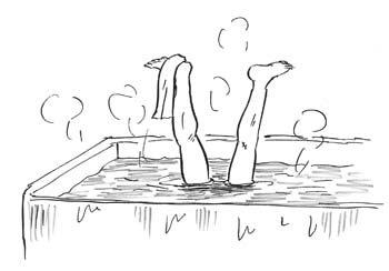 入浴の儀。  ※画像はイメージです。