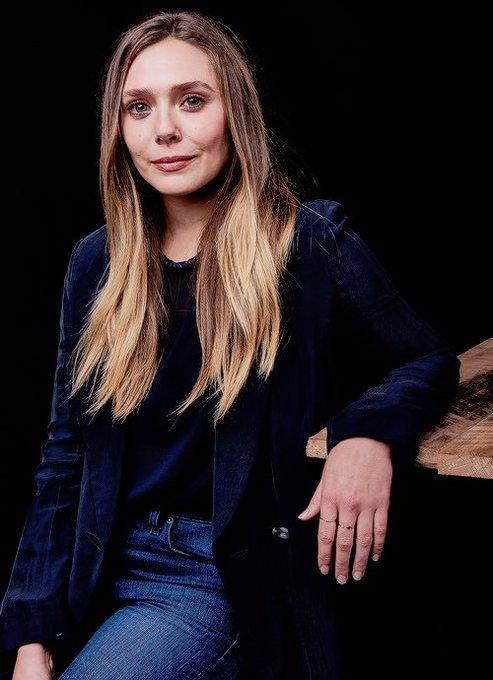 Happy birthday to the love of my life Elizabeth Olsen