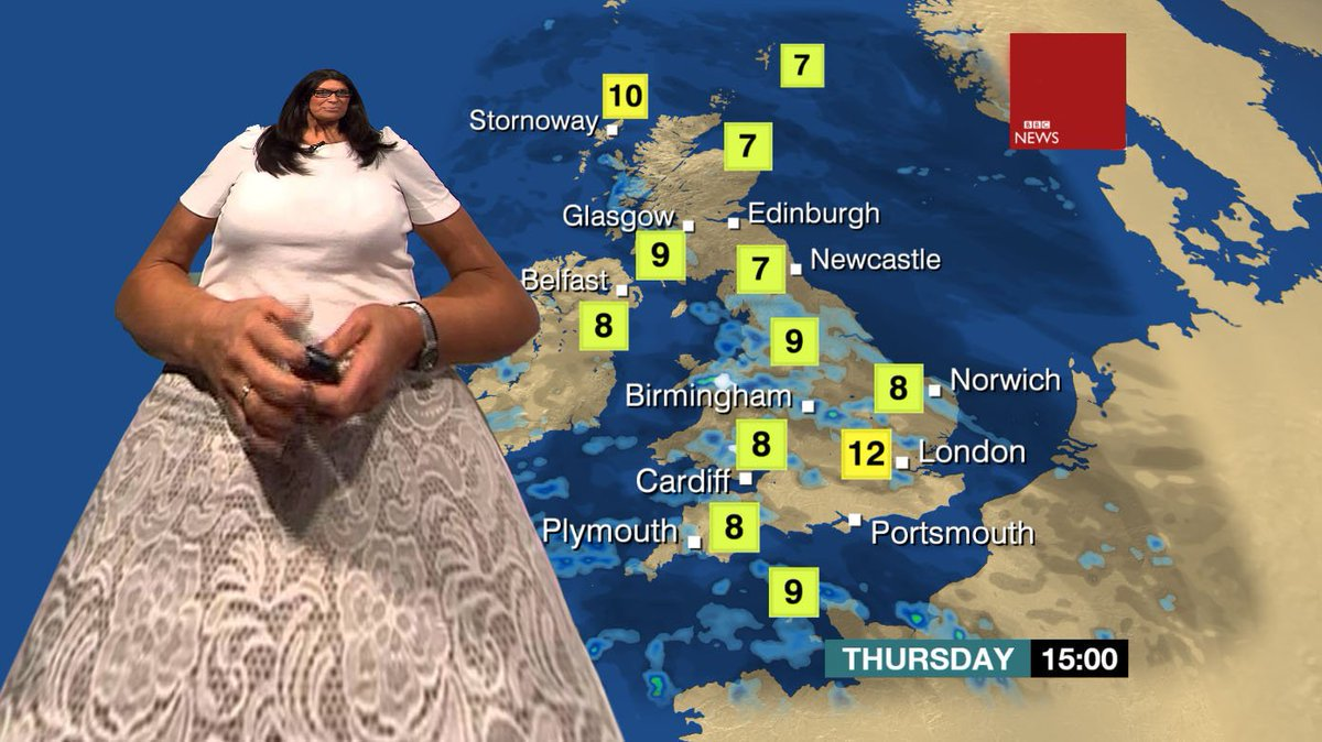 How To Make A Weather Map.Bbc Weather Map Their Distorted View Of Scotland Inform Scotland