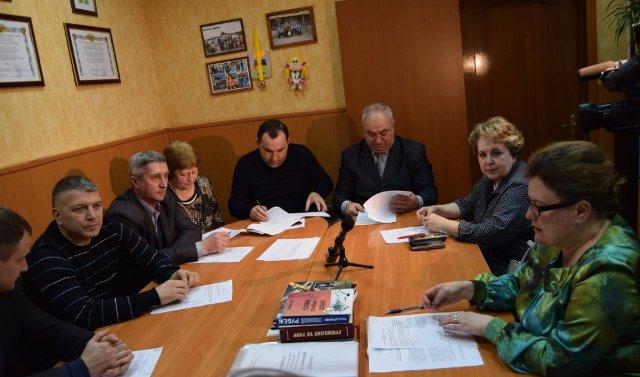 Обсудили депутаты