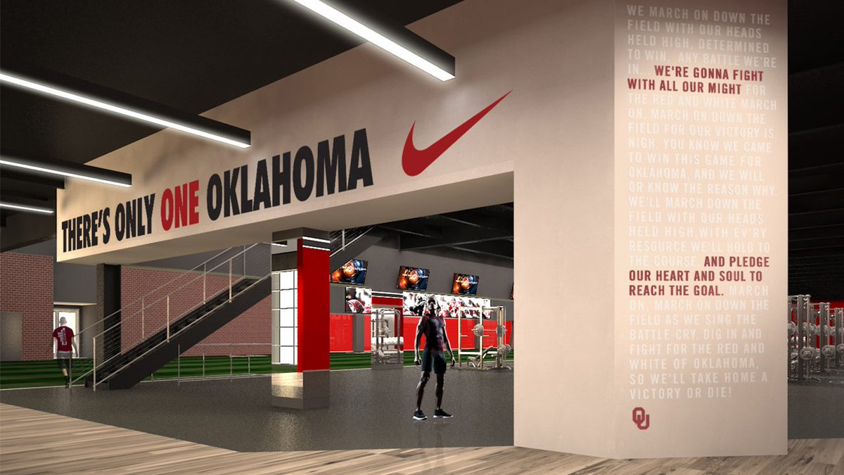 The renovations at OU are crazy!  https://t.co/LG4RwFbQi7 https://t.co/o7yk5TAXJL
