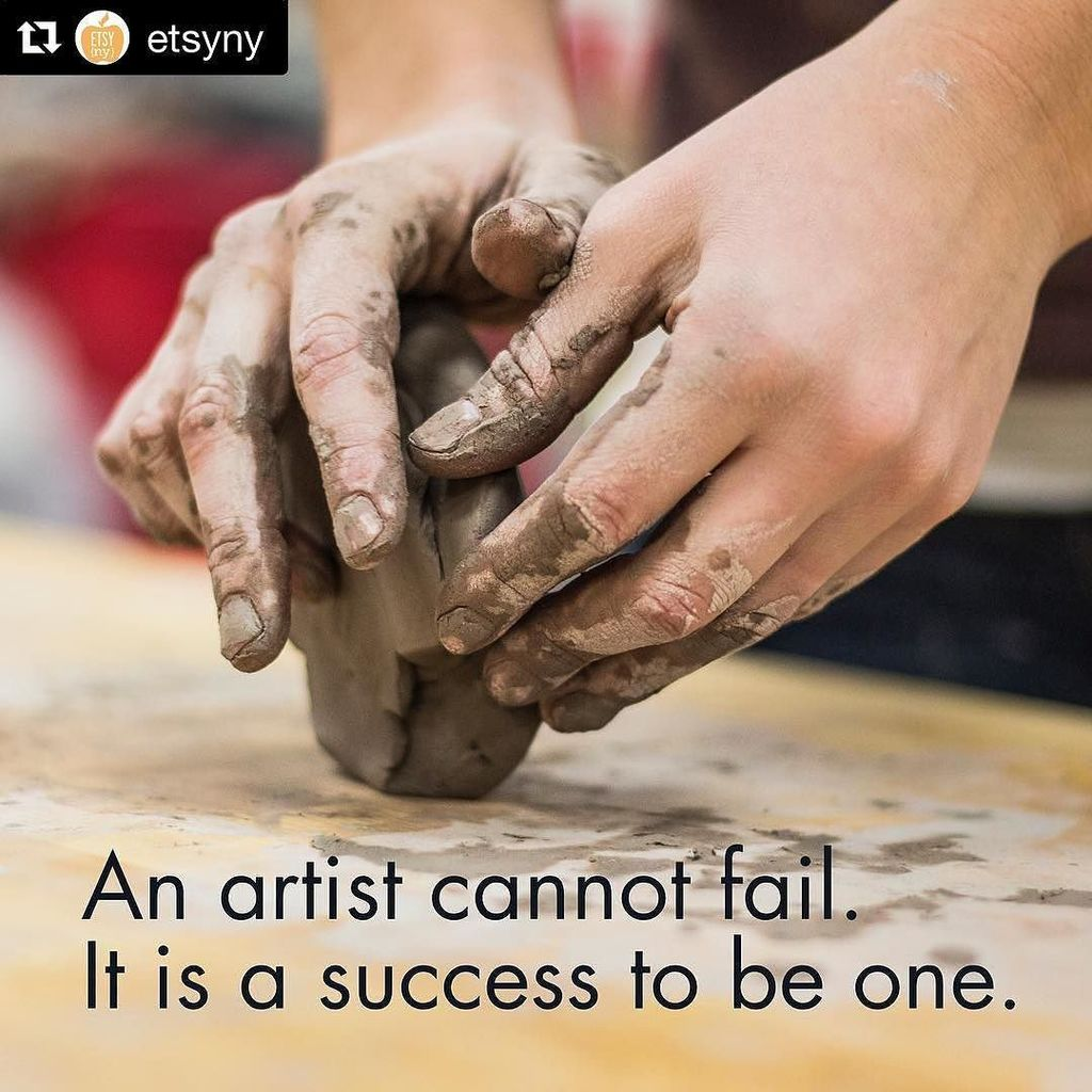 #Repost @etsyny ・・・ #Wednesdaywisdom from sociologist Charles Horton Cooley #quotes #wisdom #artists #creatives #…<br>http://pic.twitter.com/qx4z3ZtLGs