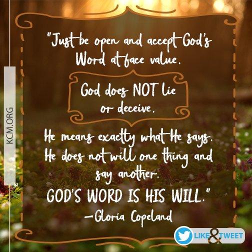 """Faith cometh by hearing, &amp; hearing by the word of God"" (Rom. 10:17, KJV).  #God #faith #hearing #wisdom #word<br>http://pic.twitter.com/s5V1ORmqGj"