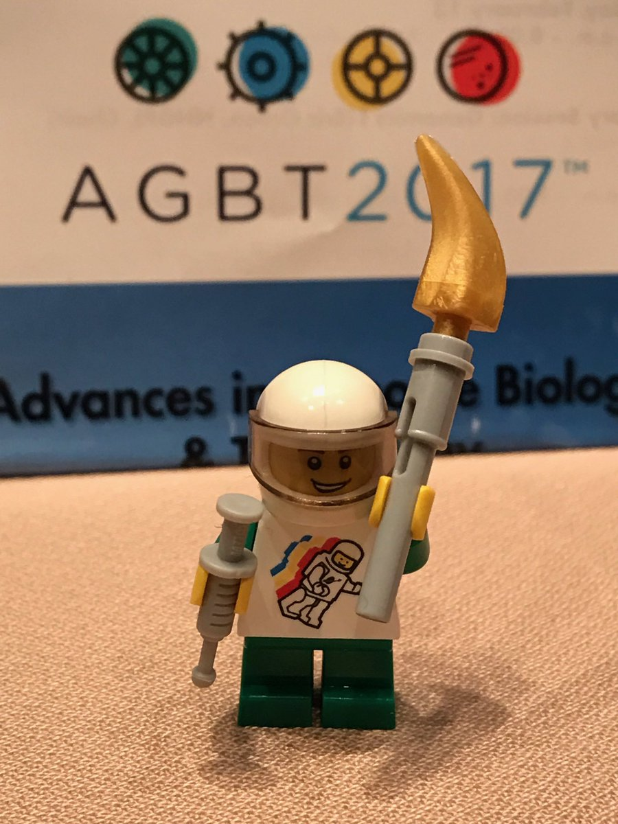 Up next - Sequencing in space by @mason_lab #agbt17 https://t.co/vabOT5rMVz