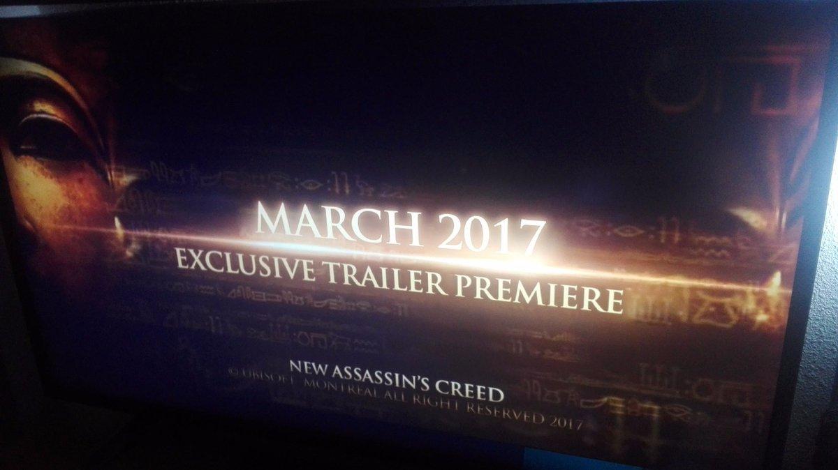 Posible fecha de lanzamiento del trailer de Empire/Osiris