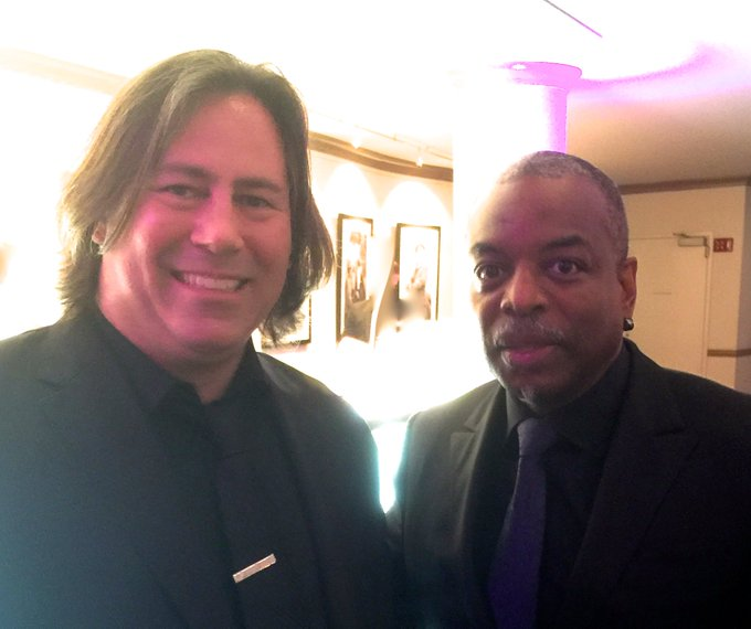 Happy Birthday to fellow S.A.M. Brother. A true educator and entertainer, LeVar Burton.