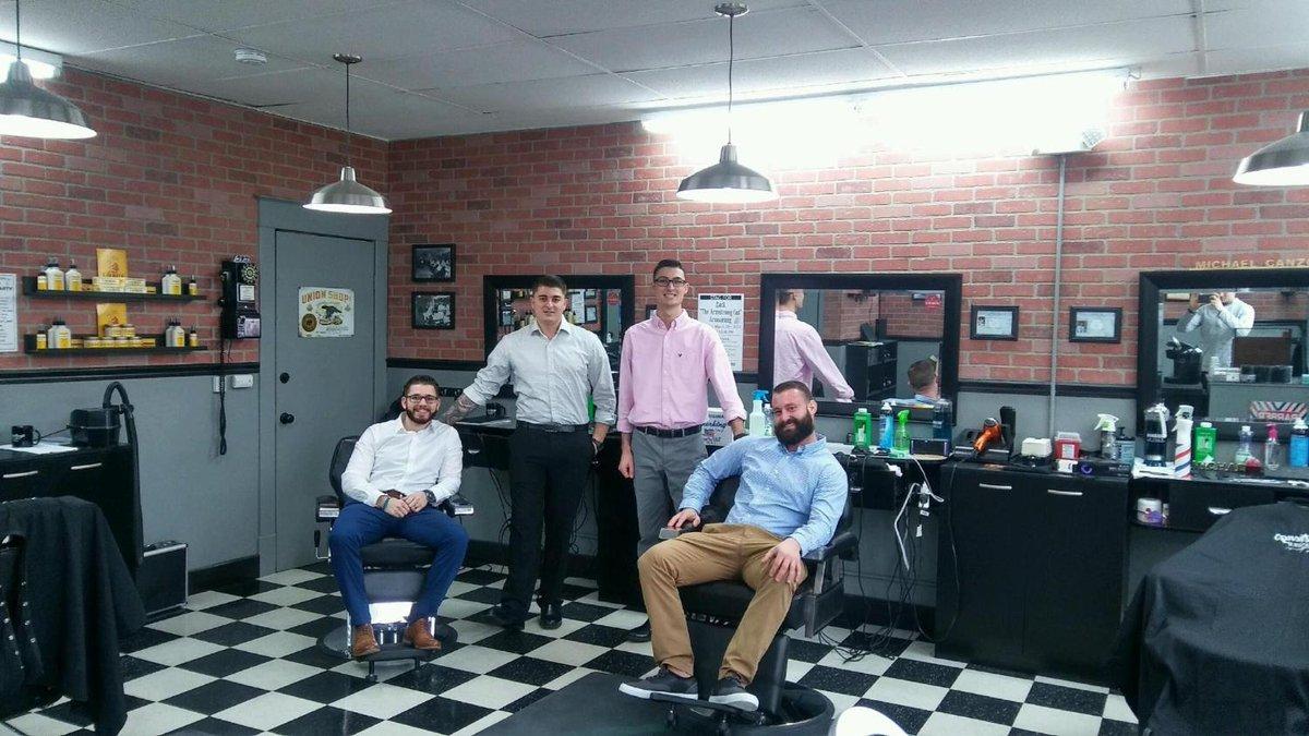 Armstrong's Barber Shop opens in West Seneca  https://t.co/dHgREG0jTm