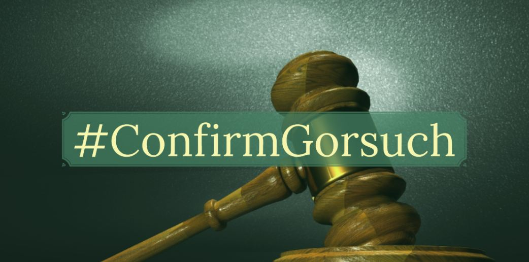 #TrumpTransition MEGA ALERT NEIL GORSUCH CONFIRMATION HEARING TO START MARCH 20TH #ConfrimGorsuch<br>http://pic.twitter.com/1pTbHhdlXa