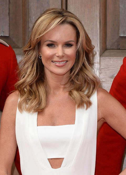 Happy Birthday Amanda Holden