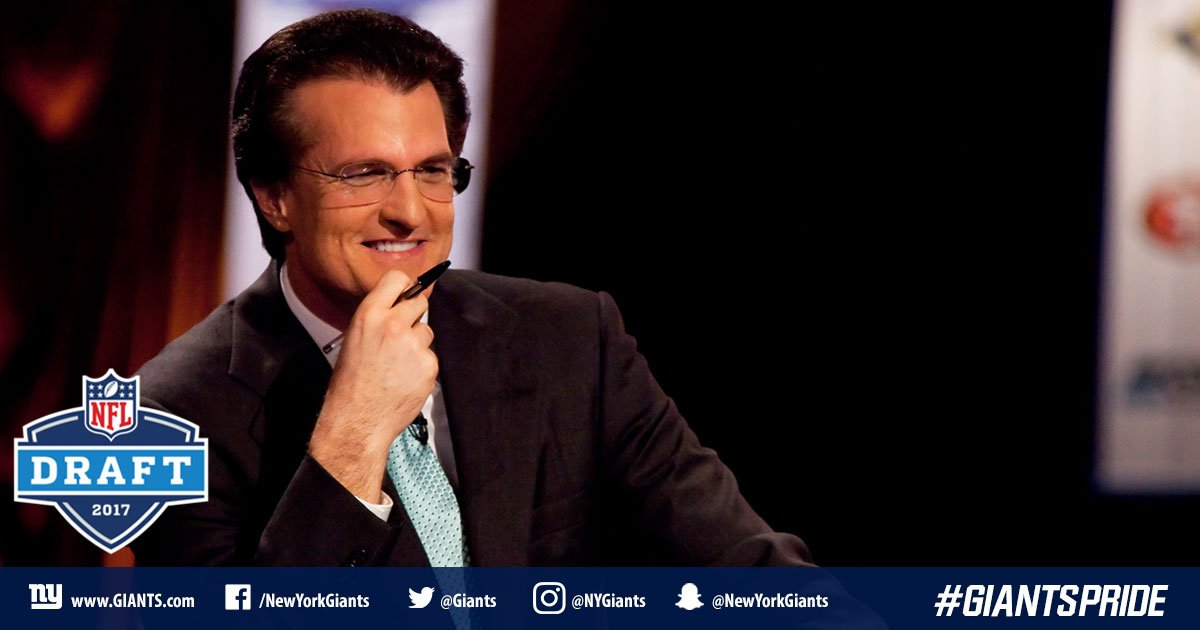 With the 23rd pick in the 2017 #NFLDraft, the #Giants will go defense - according to @MelKiperESPN.  PICK:  http:// bit.ly/2kSIjEg  &nbsp;  <br>http://pic.twitter.com/OS09bx2Ozj