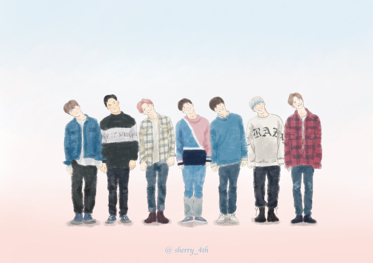 Let's wry-necked together I'll try to make a gif this weekend #monsta_x #MonstaX #몬스타엑스  #monstaxray  #monstaxfanart<br>http://pic.twitter.com/nXbgRj0iGq
