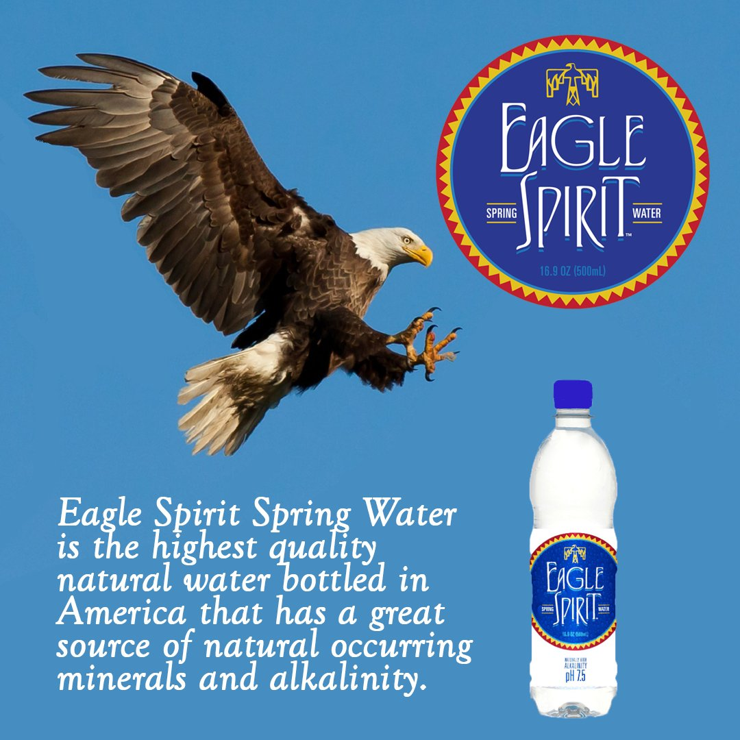 rocky mountain high on twitter eagle spirit spring water is a