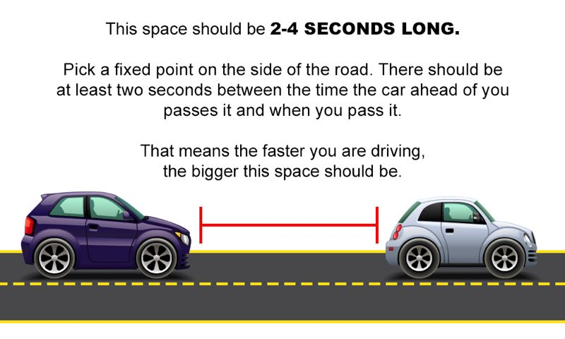 Keep this in mind while you are driving.  Often crashes are caused because drivers are following to close. #safetyfirst. #usethesecondsrule<br>http://pic.twitter.com/Hz5Ijcjr0g