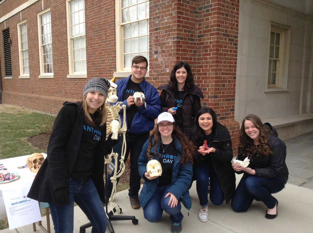 Happy World Anthro Day from the @miamiuniversity Anthro Club! @AmericanAnthro #AnthroDay https://t.co/YjmPm0kUCN