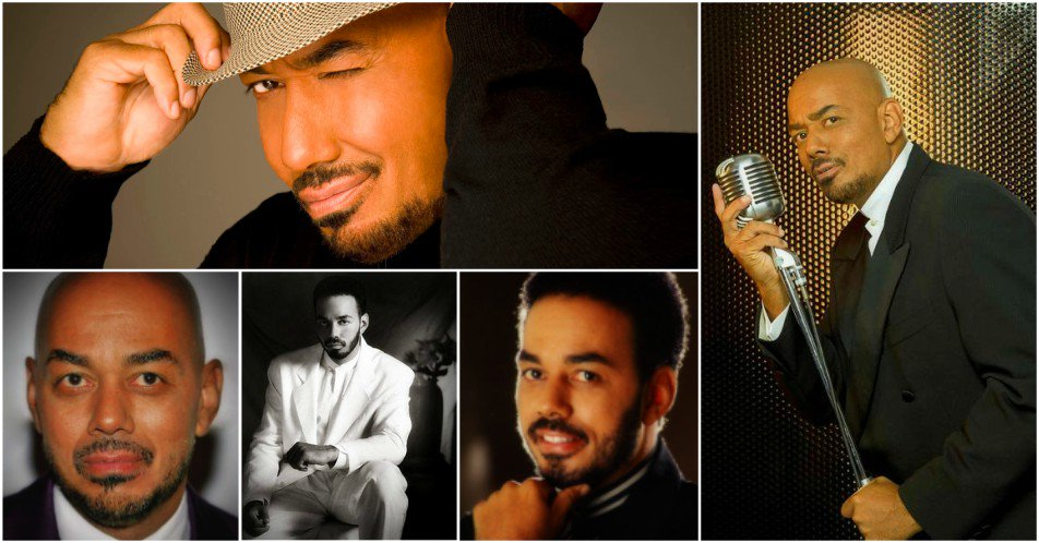 Happy Birthday to James Ingram (born February 16, 1952)