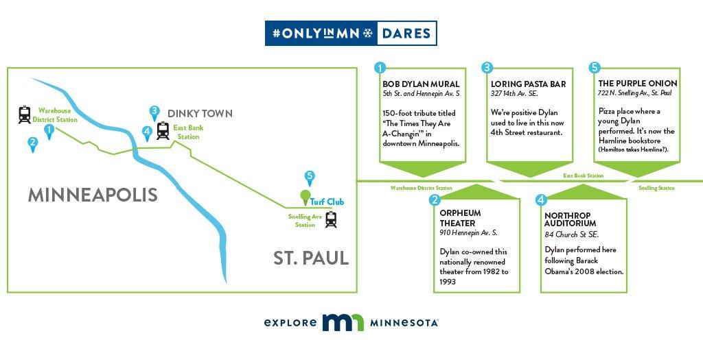 Explore Minnesota on Twitter: