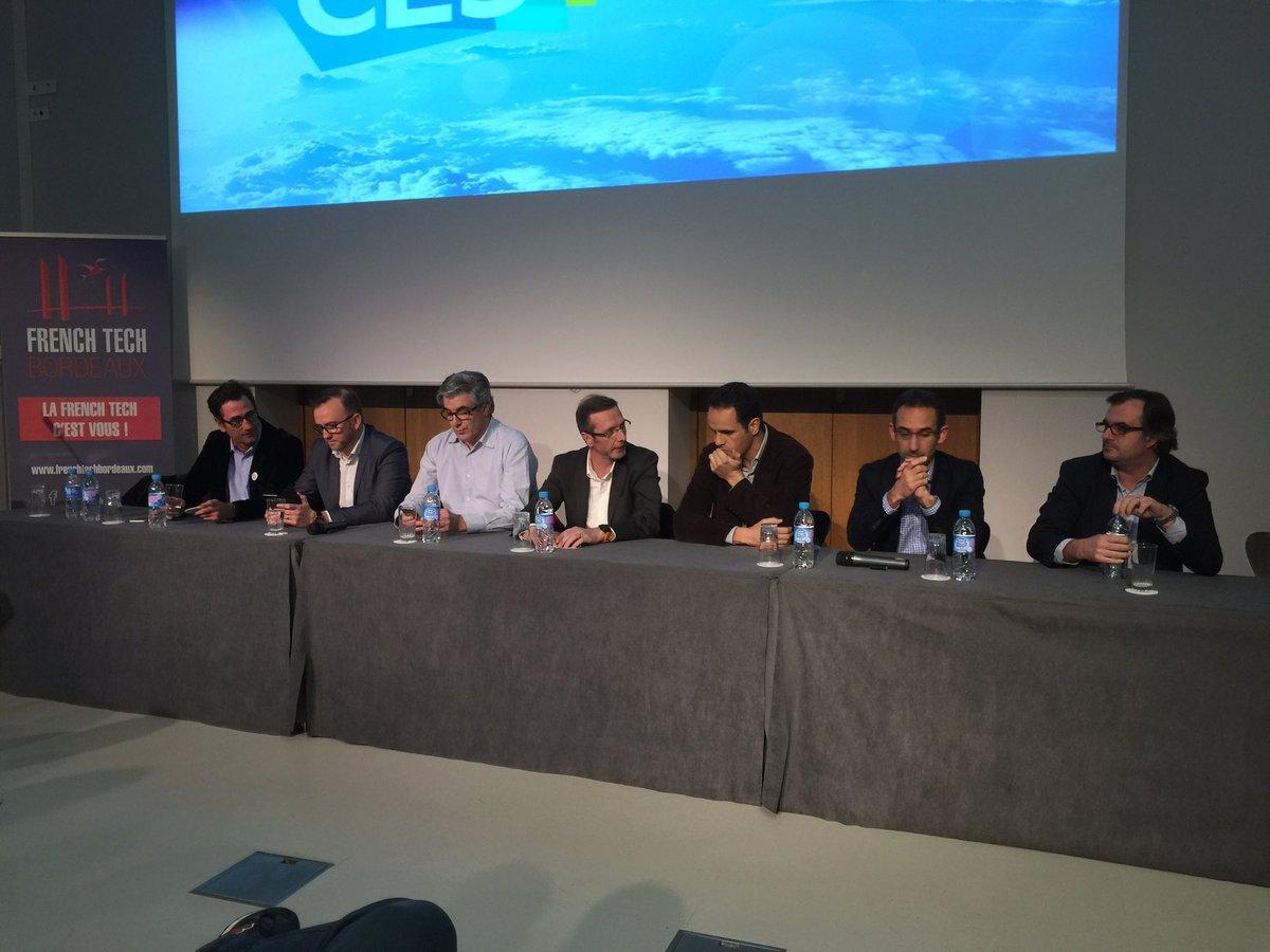 Les #Entrepreneurs bordelais partis au #CES2017 avec @FrenchTechBx @jeromeleleu @APENICAUT @DavidBabin1 @GablysDevice @apps_miles @nomadeec<br>http://pic.twitter.com/WKWrZfVGh8