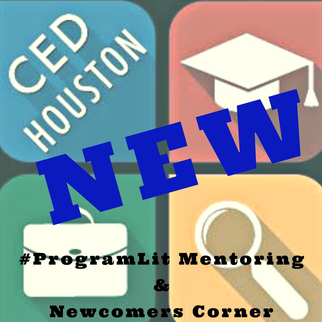 NEW this year to #CEDhou is the #ProgramLIT (Leaders In Training) and Newcomers Corner. #Houston #Free #Immigration #Education https://t.co/bz4aCaOP1R