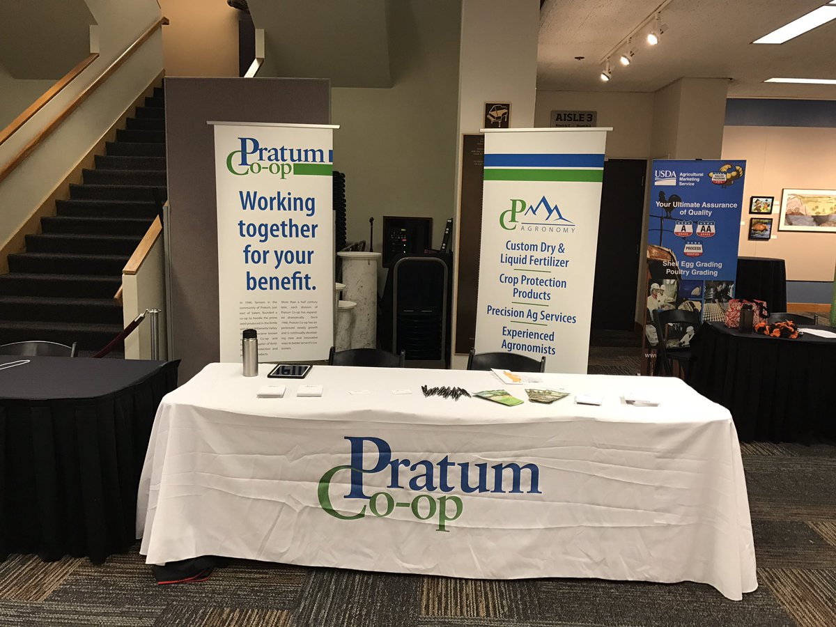 Hey @OSUAgSci students! Looking to be an #agronomist in the future? Come check out #PratumCoop today from 11-3 at the career fair! #GoBeavs<br>http://pic.twitter.com/dVUX3OcTOF &ndash; à LaSells Stewart Center (OSU)